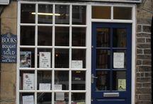 Bookshops / INdependent bookshops I've seen on my travels.