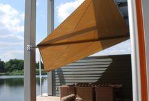 terras zonwering / Soliday terraszonwering terrasoverkapping schaduwdoek waterdicht schaduwdoek op maat gemaakt