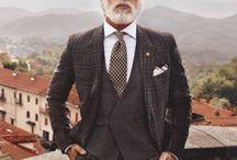 Tie & suit