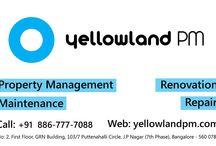 Yellowland Property Management / Brochure
