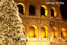 Europe White Christmas