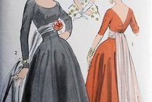 1950's fashion / 1950's fashion