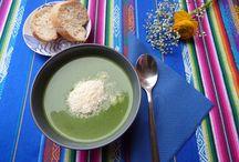 RECETAS RICAS Y FÁCILES: para comer