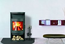 WBSKent Contemporary Styles / A selection of contemporary stoves available from us