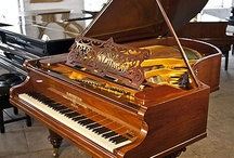 1900 - 1910 Piano Case Styles / Piano case styles from 1900 - 1910 at Besbrode Pianos