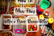 Meal Prepping and Meal Plans