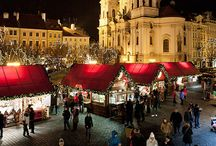 Piețe de Crăciun / Bucuria sărbătorilor de iarnă, dorința noastră de a ne aminti cum este să fii copil.