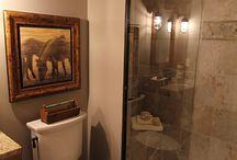 Main Bathroom / by JoAnn Day