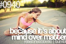 running is the cure