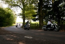 Group Harley ride-outs