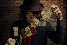 Photo Shoot - Magician / Shoot with Joe the Magician.