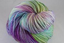 Indie Dyed Yarn