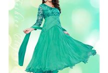 Anarkali Suits for Women / Buy wide range of anarkali suits for Women, Designer, Bridal, Indian anarkali suits collection from India Rush.