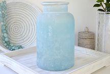 Mint & Aqua / Fresh pastel greens and aquas