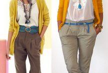 Everyday Fashion  / by Soyabean T.