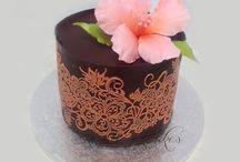 Moje dorty - My cakes / Dorty  a pečení dortů je to co mě v životě naplňuje...