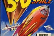 Adventure in space - roket
