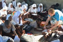 Volunteer in Zanzibar - Tanzania / A beautiful addition to our list of volunteering destinations - #Zanzibar  Zanzibar located off the coast of #Tanzania is a beautiful group of islands that gives you the opportunity to explore fascinating beaches, British hegemony and exotic spices while doing #Medical and #Teaching volunteer work. To know more about the program visit :- http://www.volunteeringsolutions.com/volunteer-abroad/volunteer-in-tanzania-zanzibar
