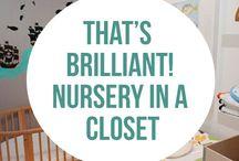 Baby Nursery / by Paige Czelusta