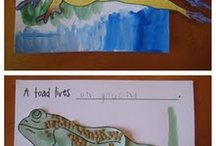 Kindergarten/ Animals in Spring / by Lori Alford