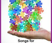 Speech therapy songs