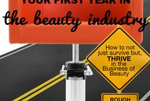 #YFYI / YOUR FIRST YEAR IN the Beauty Industry