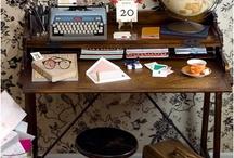 pretty desk areas