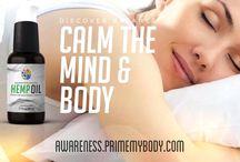 Awareness - Prime My Body