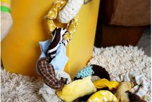Crochet, knit, tatting, etc. / Yarn crafts
