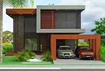 Casa dos Sonhos / ideias para construir minha casa.