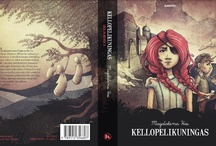 Kellopelikuningas - The Clockwork King / Nuorille suunnatun steampunk-trilogian toinen osa (Karisto 2013). A steampunk novel for younger readers (Karisto Publishing, 2013).