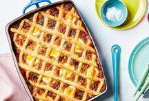 Breakfast recipies/casseroles