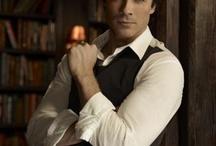 Ian Somerhalder (Damon)