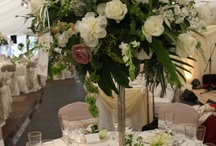 raised table decorations