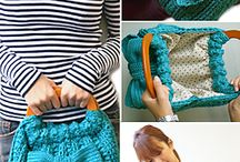 Crochet~ Bags/Purses / by Sally McCroskey