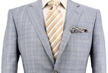 Idea's for for the discerning Gentleman / Men's Suits Made To Fit. www.SwaaV.co.za