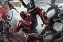 Marvel Filme und co
