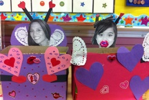 Classroom Valentines  / by Megan Huang