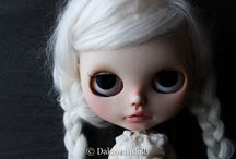 "My Customed OOAK BlytheDoll ""Hanna-Mari"