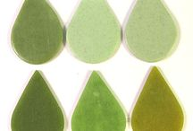polimer clay colors/ színek