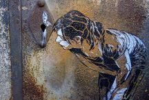 Street Art in Rome / Free art for all!