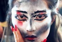 Faces. / Makeup techniques, ideas and trends