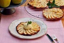 Tartitas manzana