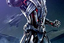 Vilains in Marvel Universe