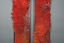 СТЕКЛО | glass / Уникальные, завораживающие, художественные стеклянные изделия ручной работы