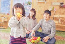 家族写真 / 家族の幸せの記録に!