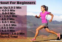 workout beginners