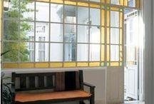 ventanales vidrios repartidos este