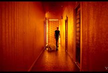 corridors from movies