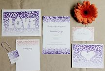 Invitation ideas  / by Celebrations by Amy Bacon 💍